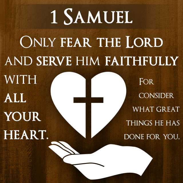Sermon Series on 1 Samuel
